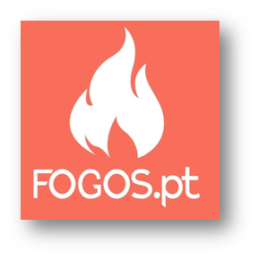Fig. 4- Logótipo do site Fogos.pt