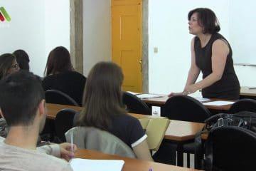 Profissão: Professora universitária