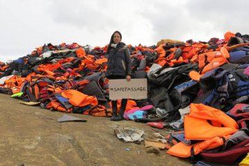 """Leila Campos: """"Há mais vida para além dos nossos pequenos problemas"""""""