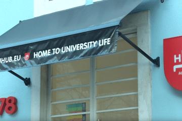 Reportagem sobre Residências Universitárias