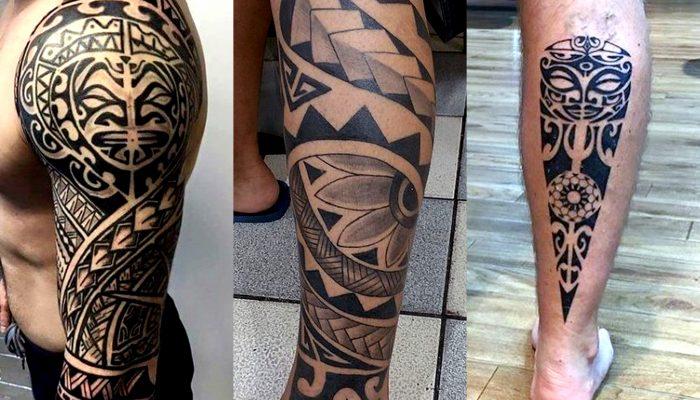 A tatuagem na cultura Maori era um processo muito importante, que envolvia homens e mulheres da tribo e não eram usadas para o embelezamento corporal. Cada desenho era único e contava a história de vida de cada um. É um dos estilos mais antigos de tatuagem no mundo e remonta milhares de anos. Povos nativos da região do Oceano Índico, usavam traços simétricos e espirais com linhas pretas bem marcadas lado a lado, para marcar na pele rituais de passagem, status social, acessórios estéticos, religiosos ou de guerra, entre diversas interpretações inerentes a cada cultura. Os Maoris antigos usavam antigas técnicas de tatuagem que realmente cortavam a pele, usavam ossos e outras ferramentas para gravar os desenhos na pele. Essas tatuagens eram esculpidas invés de puncionadas. Fonte : http://nextluxury.com/