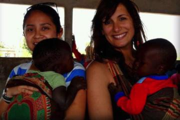 """Catarina Carvalho: """"Ajudar é tão fácil"""""""