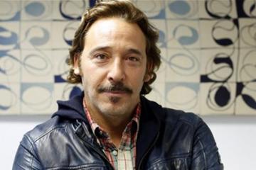 """Diogo Infante: """"Foi com uma companhia de teatro amador que me estreei"""""""