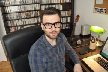 """Filipe Melo: """"Estudava piano durante o dia, à noite via filmes de terror"""""""