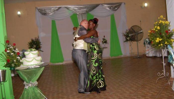 A dança…