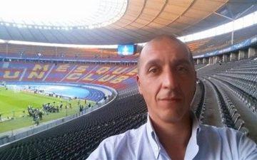 """Nuno Farinha: """"Sofro do mesmo mal da maioria dos portugueses, gosto muito de desporto, mas futebol acima de tudo"""""""