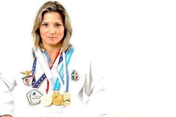 """Telma Monteiro: """"Acho que o principal é mantermo-nos focados no nosso objetivo"""""""