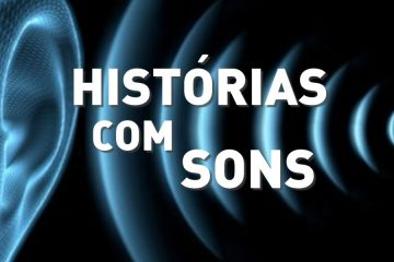 História Com Sons:  Two shots and a cigarette