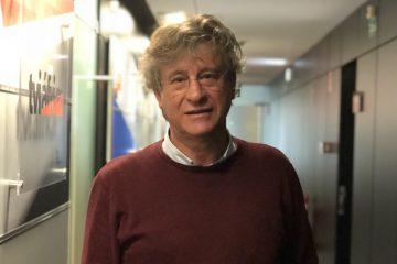 "Victor Bandarra: ""O jornalista tem que ter o sentido da liberdade"""