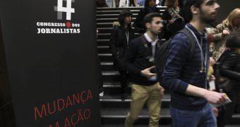 4.º Congresso dos Jornalistas Portugueses