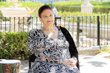 """Anita Guerreiro: """"Continuo a cantar todas as noites, não consigo parar, é a minha vida"""""""
