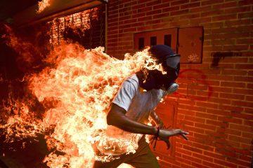 Venezuela: Gritos de revolta no país do petróleo