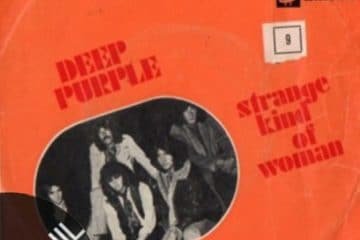 Vinil: DEEP PURPLE – Strange kind of woman