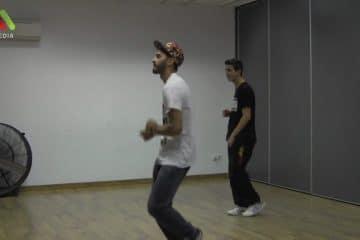 Profissão: Professor de dança