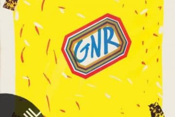 Vinil: GNR – Bar da morgue