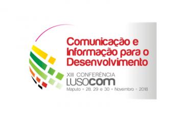 Investigadores do NIP-C@M na Lusocom 2018
