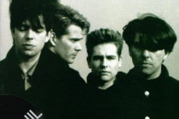 Vinil: Echo & the Bunnymen – Lips like sugar