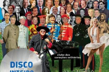 Disco Por Inteiro: José Cid – Clube dos Corações Solitários do Capitão Cid