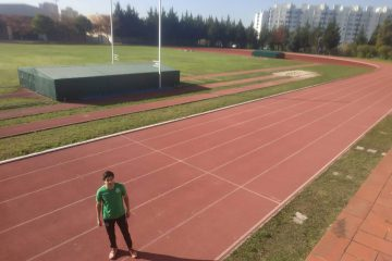 """Atleta paralímpico Luís Gonçalves """"É preciso muito sangue, suor e lágrimas"""""""