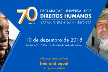 Autónoma assinala os 70 Anos da Declaração Universal dos Direitos Humanos
