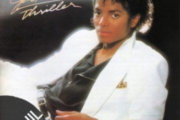 Vinil: Michael Jackson – Thriller