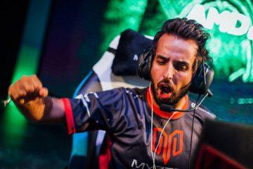 """Gaspar Machado: """"Os e-sports melhoraram a minha capacidade cognitiva e social"""""""