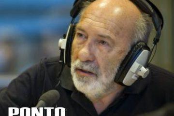 """PontoCom: Adelino Gomes – """"O jornalismo sério é aquele que contraria o que tomávamos como a verdade"""""""