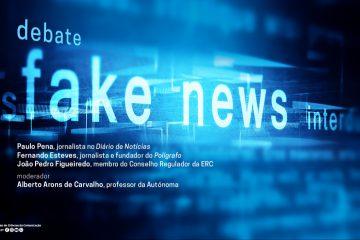 'Fake news vs. Jornalismo' em debate na Autónoma