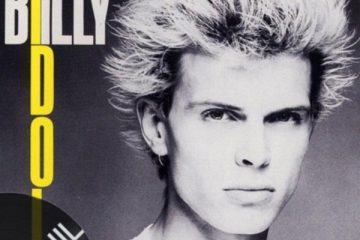 Vinil: Billy Idol – Dancing with myself