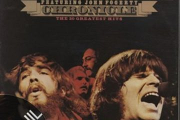 Vinil: Credence Clearwater Revival  – I Heard It Through the Grapevine