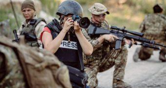 Jornalismo de Guerra