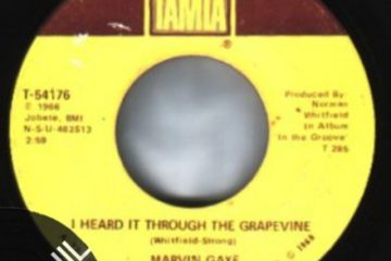 Vinil: Marvin Gaye – I Heard It Through the Grapevine
