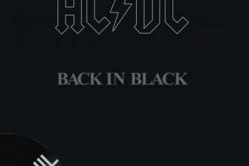 Vinil: AC/DC – Back in black
