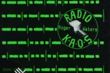 Vinil: Roger Waters – Radio waves