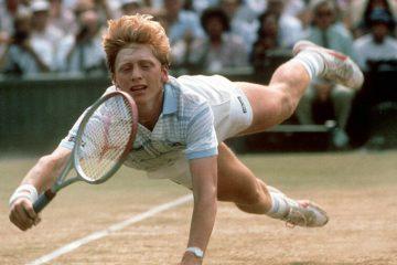 Histórias com H: Boris Becker
