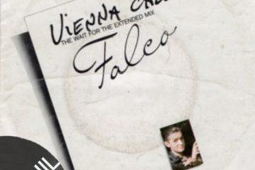 Vinil: Falco– Vienna calling