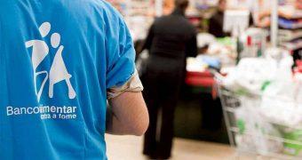 Imagem retirada do Facebook oficial do Banco Alimentar Contra a Fome