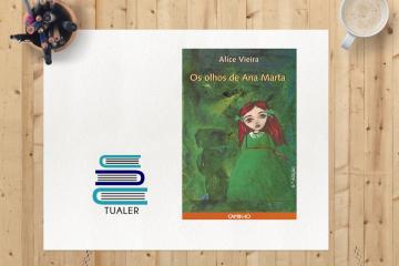 """TUaLER: """"Os Olhos de Ana Marta"""", a história de uma menina de porcelana"""