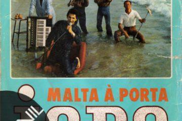 Vinil: Iodo – Malta à porta