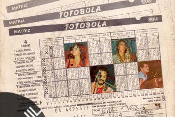 Vinil: Roquivários – Totobola