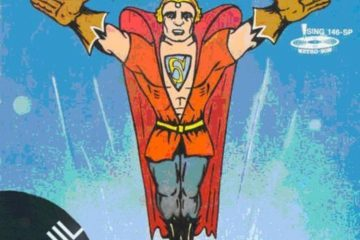 Vinil: Ferro & Fogo – Super Homem