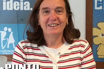 """PontoCom: Isabel Jonet – """"Os bancos alimentares não querem bater records, querem ajudar pessoas"""