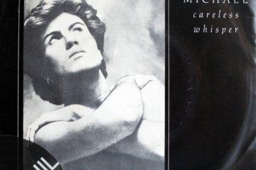 Vinil: George Michael – Careless whisper