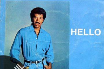 Vinil: Lionel Richie – Hello