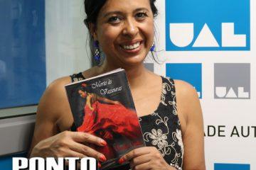 """PontoCom: Claudia Canto – """"Só a arte e a educação nos possibilitam subir a um patamar mais alto na sociedade"""""""