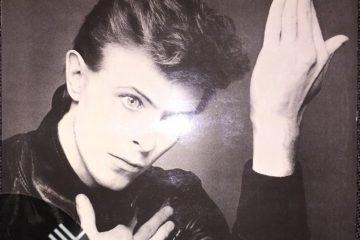 Vinil: David Bowie – Heroes