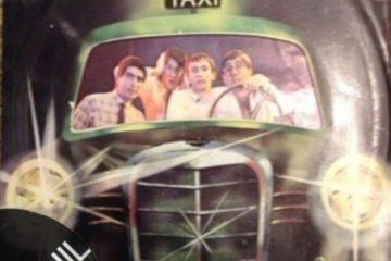 Vinil: Táxi – A queda dos anjos