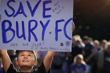 Histórias com H: Bury FC