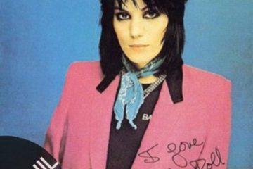 Vinil: Joan Jett – I Love Rock n Roll
