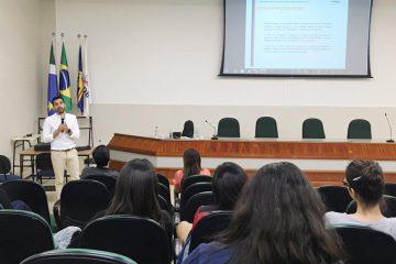 Hélder Prior apresenta palestra no Brasil